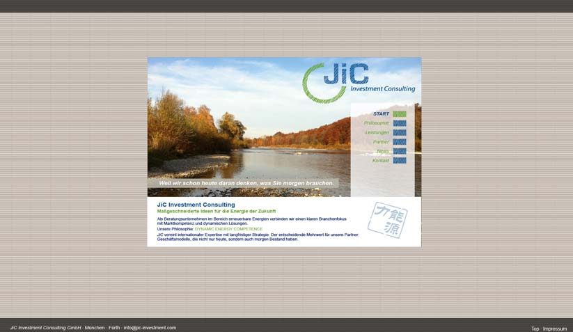 JIC - CONSULTING | Web